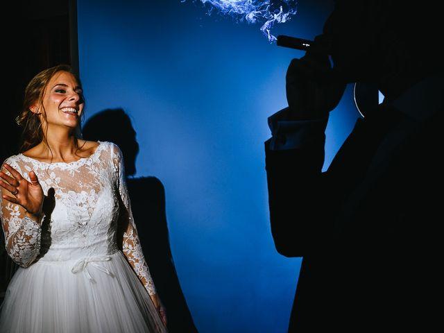 La boda de Vicente y Paloma en Torrelodones, Madrid 27