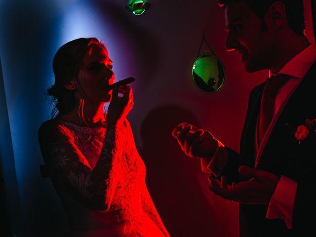 La boda de Vicente y Paloma en Torrelodones, Madrid 28