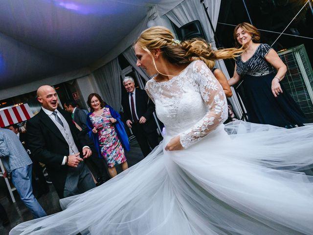 La boda de Vicente y Paloma en Torrelodones, Madrid 29