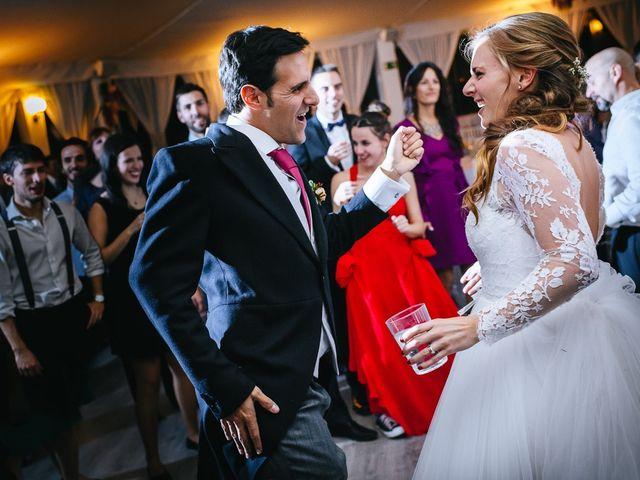 La boda de Vicente y Paloma en Torrelodones, Madrid 33