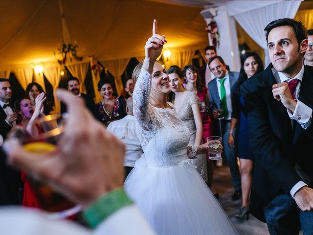 La boda de Vicente y Paloma en Torrelodones, Madrid 34