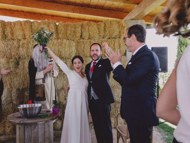 La boda de Manu y Bea en Hoyo De Manzanares, Madrid 4