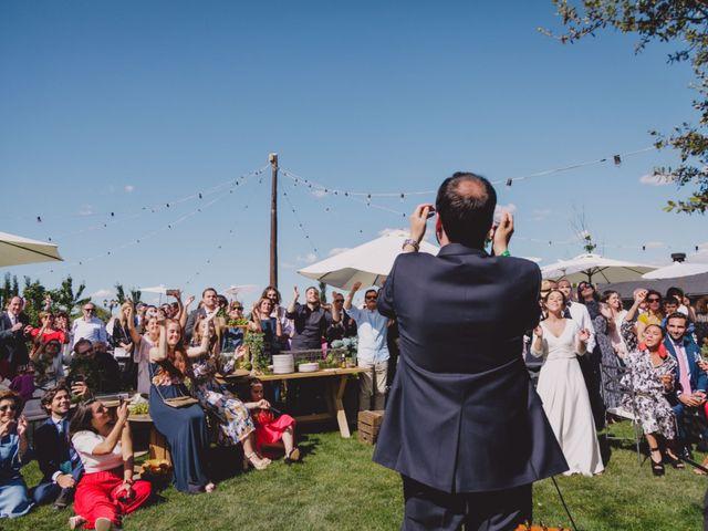 La boda de Manu y Bea en Hoyo De Manzanares, Madrid 5