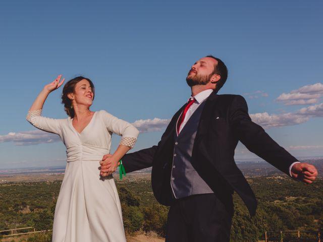 La boda de Manu y Bea en Hoyo De Manzanares, Madrid 8