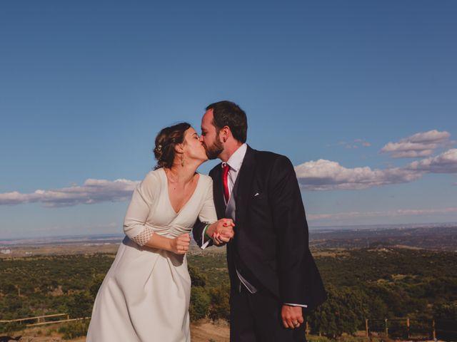 La boda de Manu y Bea en Hoyo De Manzanares, Madrid 9