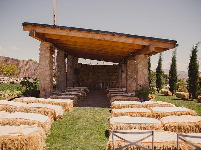 La boda de Manu y Bea en Hoyo De Manzanares, Madrid 22