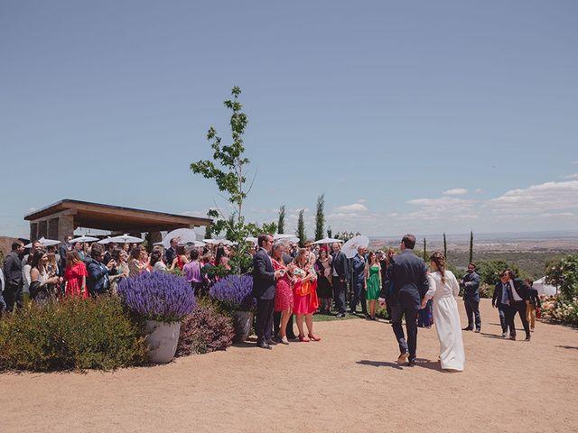 La boda de Manu y Bea en Hoyo De Manzanares, Madrid 28