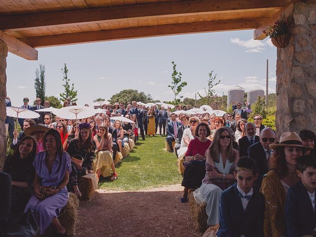 La boda de Manu y Bea en Hoyo De Manzanares, Madrid 29