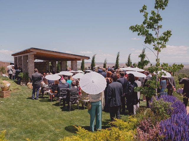 La boda de Manu y Bea en Hoyo De Manzanares, Madrid 30