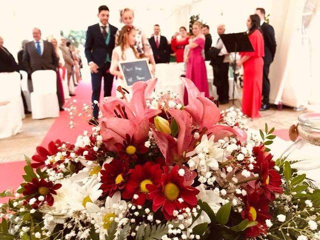 La boda de Iván  y Vanesa  en Alora, Málaga 6