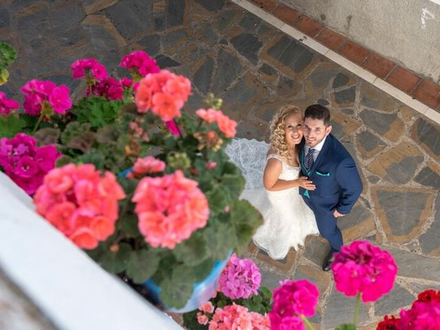 La boda de Iván  y Vanesa  en Alora, Málaga 1