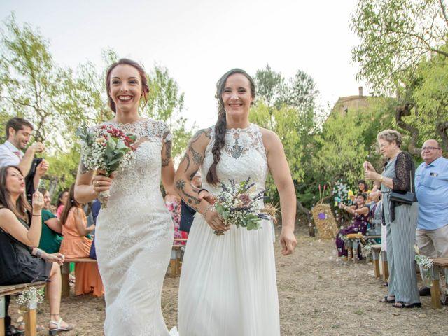 La boda de Eider y Patricia