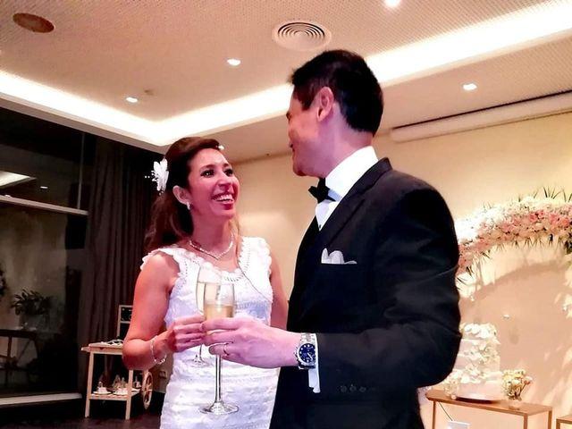 La boda de Olga  y Johnny  en Mataró, Barcelona 2