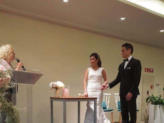 La boda de Olga  y Johnny  en Mataró, Barcelona 4