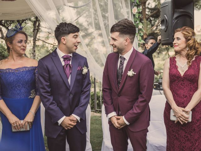 La boda de Carlos y Hector en Toledo, Toledo 52