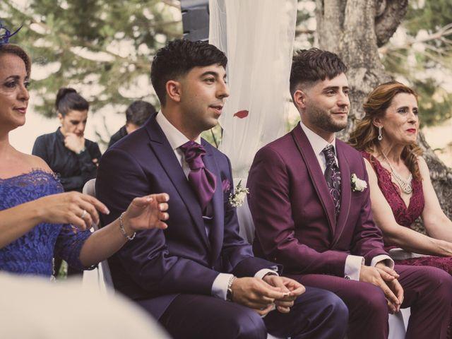 La boda de Carlos y Hector en Toledo, Toledo 56