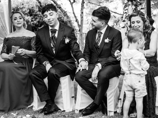La boda de Carlos y Hector en Toledo, Toledo 86