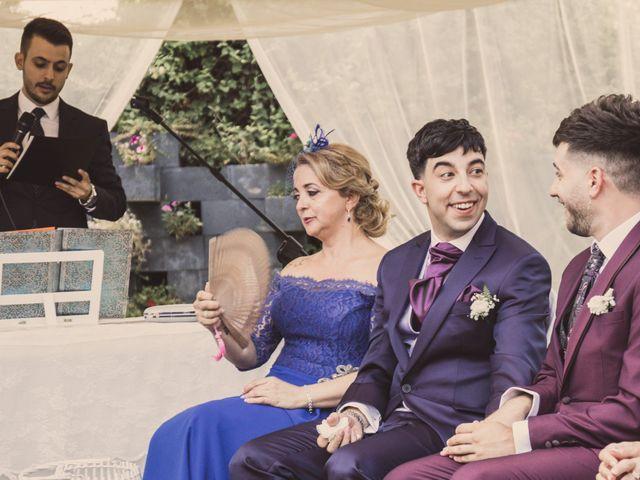 La boda de Carlos y Hector en Toledo, Toledo 106