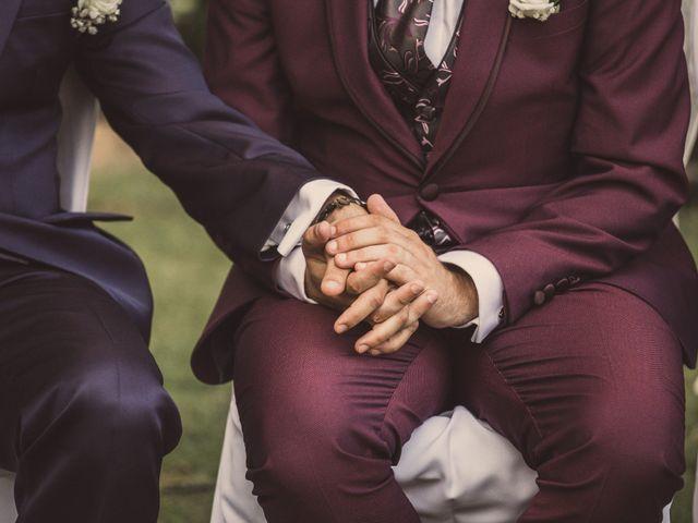 La boda de Carlos y Hector en Toledo, Toledo 111