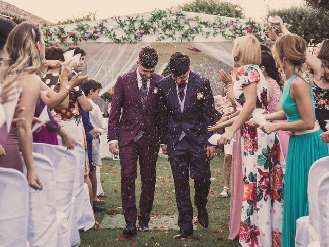 La boda de Hector y Carlos