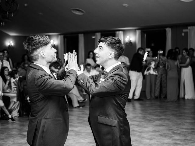 La boda de Carlos y Hector en Toledo, Toledo 150