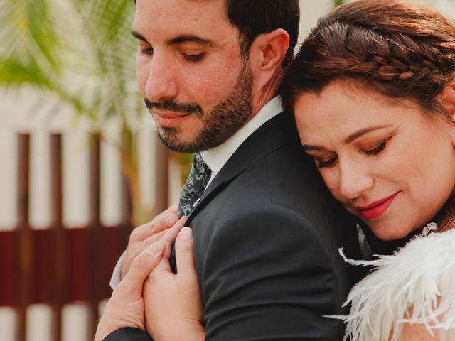 La boda de Manu y Noe en Adeje, Santa Cruz de Tenerife 35