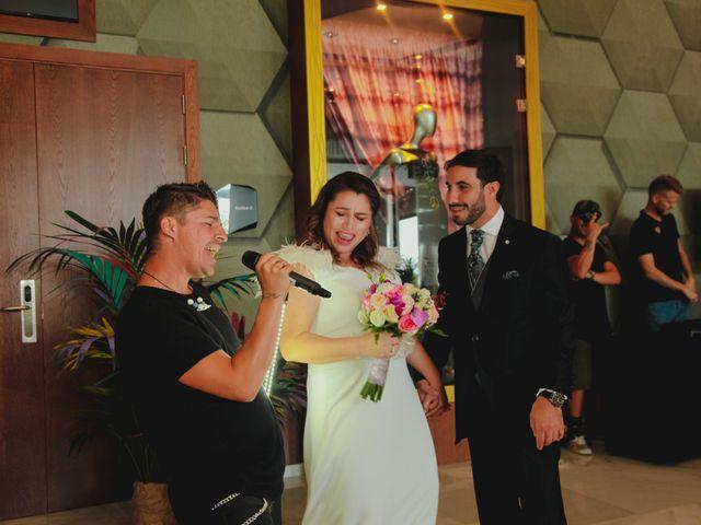La boda de Manu y Noe en Adeje, Santa Cruz de Tenerife 39