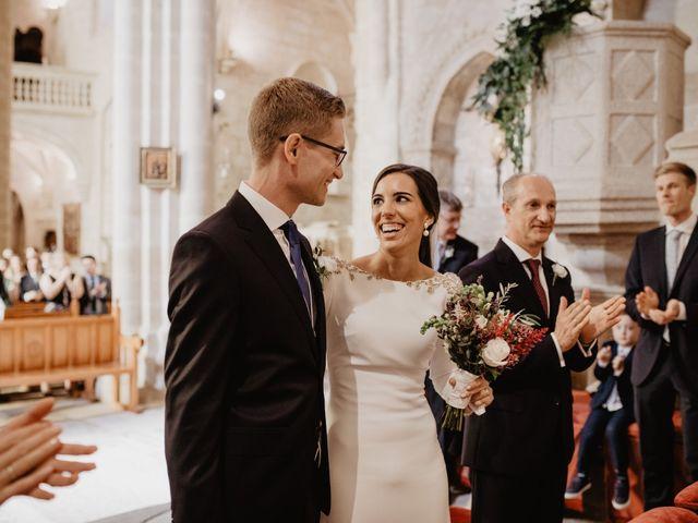 La boda de Thomas y Pilar en Trujillo, Cáceres 1