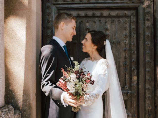 La boda de Thomas y Pilar en Trujillo, Cáceres 8