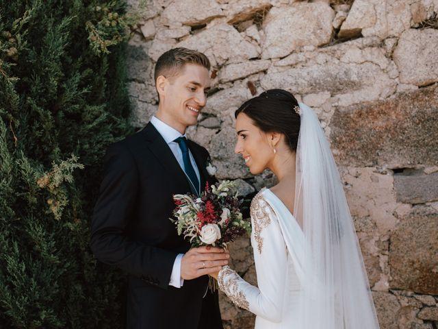 La boda de Thomas y Pilar en Trujillo, Cáceres 10