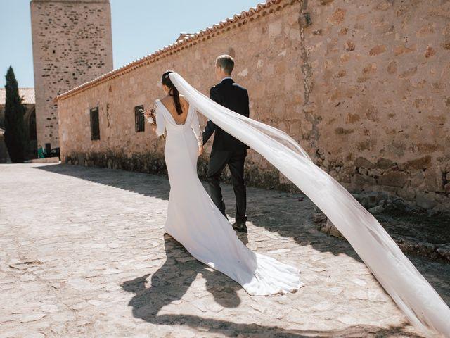 La boda de Thomas y Pilar en Trujillo, Cáceres 11