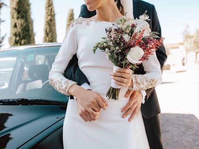 La boda de Thomas y Pilar en Trujillo, Cáceres 12