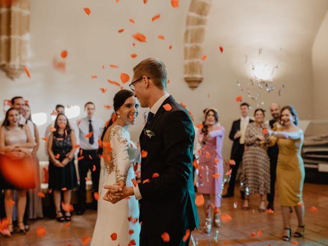 La boda de Thomas y Pilar en Trujillo, Cáceres 15
