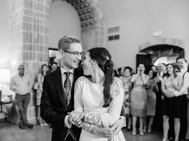 La boda de Thomas y Pilar en Trujillo, Cáceres 2