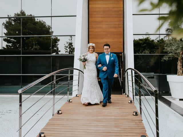 La boda de Sarai y Andrej en Benicàssim/benicasim, Castellón 45
