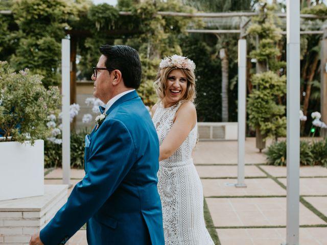 La boda de Sarai y Andrej en Benicàssim/benicasim, Castellón 46