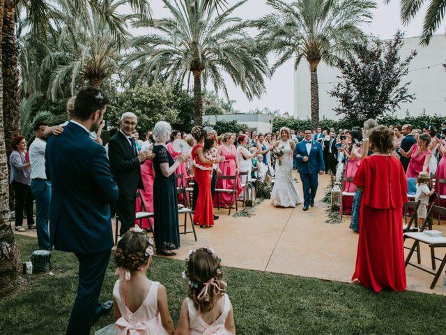 La boda de Sarai y Andrej en Benicàssim/benicasim, Castellón 47