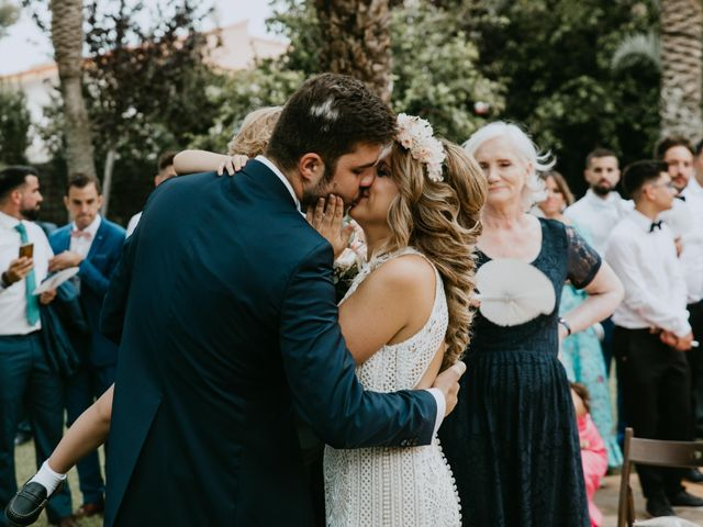 La boda de Sarai y Andrej en Benicàssim/benicasim, Castellón 48