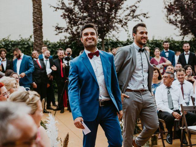 La boda de Sarai y Andrej en Benicàssim/benicasim, Castellón 52