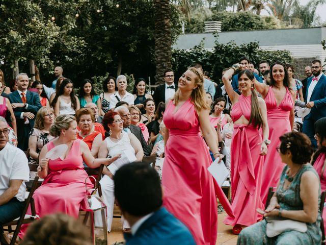La boda de Sarai y Andrej en Benicàssim/benicasim, Castellón 53
