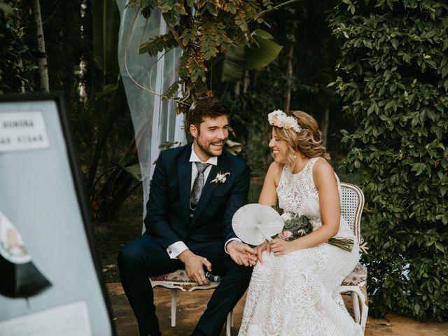 La boda de Sarai y Andrej en Benicàssim/benicasim, Castellón 55