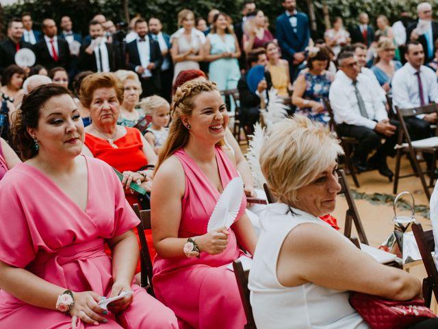 La boda de Sarai y Andrej en Benicàssim/benicasim, Castellón 61