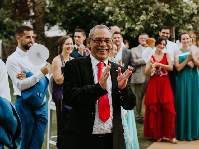 La boda de Sarai y Andrej en Benicàssim/benicasim, Castellón 66