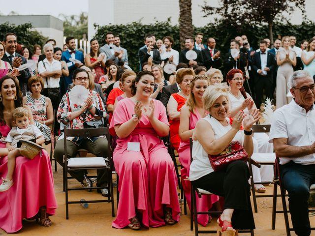 La boda de Sarai y Andrej en Benicàssim/benicasim, Castellón 67