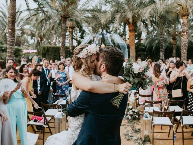 La boda de Sarai y Andrej en Benicàssim/benicasim, Castellón 2
