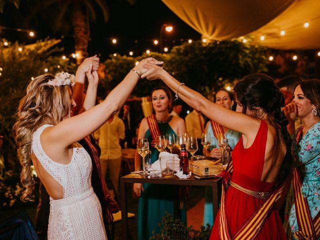 La boda de Sarai y Andrej en Benicàssim/benicasim, Castellón 100