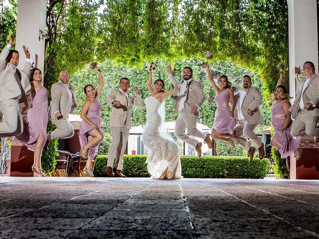La boda de Steve y Shelbi en Madrid, Madrid 25