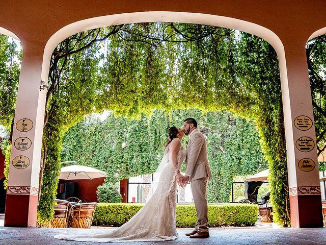 La boda de Steve y Shelbi en Madrid, Madrid 26