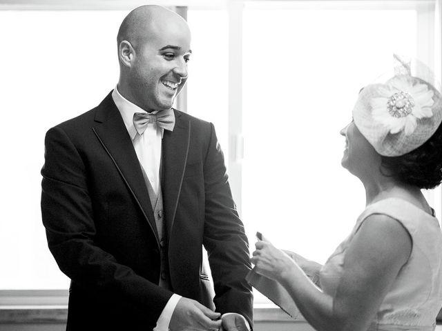 La boda de Mateo y Tania en Ordes (Ordes), A Coruña 14