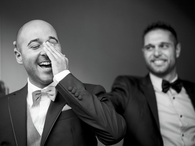 La boda de Mateo y Tania en Ordes (Ordes), A Coruña 17